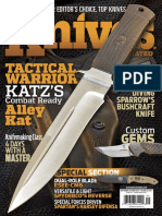 5. Knives Illustrated - September, October 2015