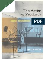 The Artist as Producer