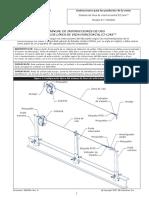 Manual de Instrucciones de Uso de Sistema de Linea de Vida Hztal