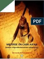 METERSE EN CASA AJENA