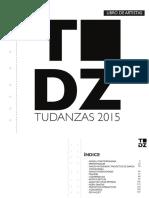 LIBRO de ARTISTAS_TDZ2015