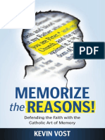 Memorize the Reasons Sample Chapter