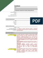 Model- Cerere de Finantare- Vers.2