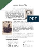 Alexandre Dumas Folder