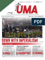 Ang UMA | Year X, No.2 | 2015