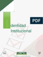 Identidad Institucional 2015