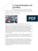 Ensino de Língua Estrangeira vai além da gramática.doc