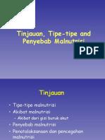 terjemahan malnutrisi