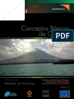 Cuencas - conceptos basicos