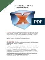 Softmod.installer.deluxe.v5.11.Manual