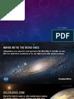 Exoplanets Presentation