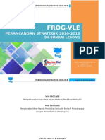 Perancangan Strategik Frog Vle 2016 2018
