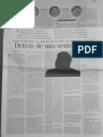 Artículo del PULSO de 2003