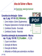 Excel Básico - Apostila 6