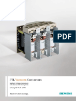 1. Siemens Vacumm Contactor 3tl6