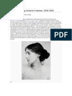 Woolf y Joyce