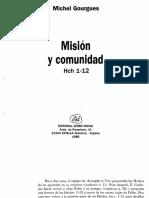 060 Mision y Comunidad, Michel Gourgues