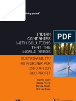 Report - Indian Companies With the Solutions That the World Needs