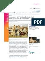 Australia y La Gran Historia «Robada» Del Pacífico Español