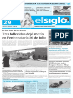 Edicion Impresa El Siglo 29-12-15