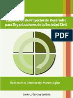 Elaboracion de Proyectos de Desarrollo Para Organizaciones de La Sociedad Civil 2012