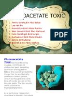 floroacetate toxic