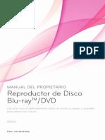 Blue Ray Lg Bd660_spa