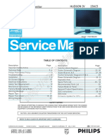 61313324 Philips 150C5 LCD Service Manual