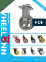 Castor Wheel Catalogue