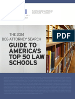 BCG Law School Guide 2014
