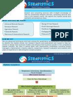 Stratistics Market Research Services | Stratistics Market Research