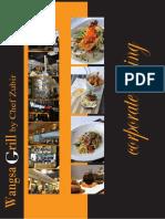 WangsaGrill Brochure