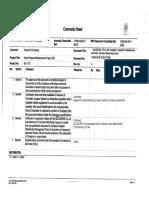 corrosion coupon installation procedure