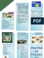 Leaflet Posyandu