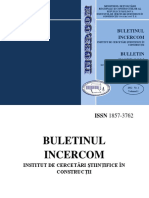 Buletin Nr.1 IncercomV1