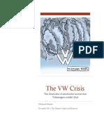 The VW Crisis