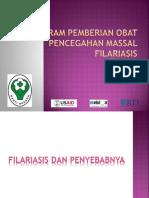 Maju Tagam Filariasis