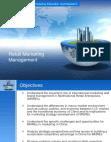 Retail Marketing Management study on Merchandising Management