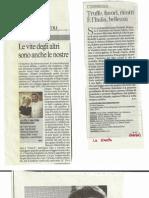 Il Messaggero, Il Manifesto, La Stampa