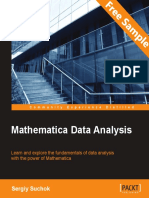 Mathematica Data Analysis - Sample Chapter