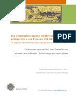 2012.Ducene.les Géographes Arabes Médiévaux