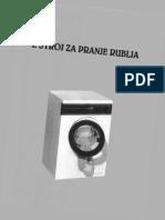 Perilica Rublja - Ves Masina - Popravak; Branko Parac