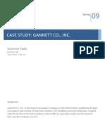 Case Study - Gannett