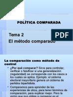 Tema 2 Metodo Comparado2014