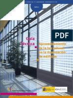 Guía Técnica Aprovechamiento de La Luz Natural en La Iluminación de Edificios_39681