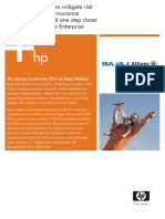 HP Allianz Case Study