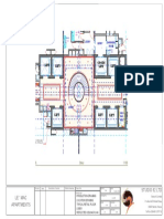 Typical Retail Floor Reflected Ceiling -Lobby Plan
