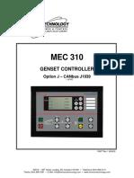 Mec310 Canbus Pm077r1 New