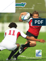 Rugby Ready Book 2011 Ptbr