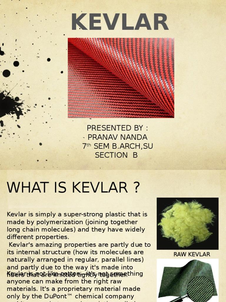 kevlar manmade materials materials